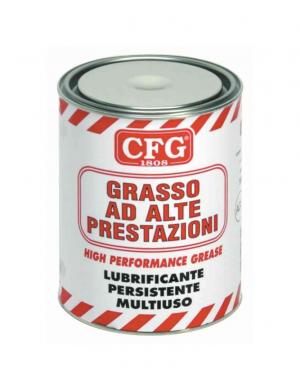 CFG Grasso ad alte...