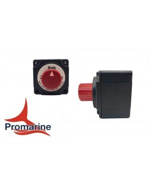 Deviatore staccabatteria Mini Knob mm 70 x 70 x H85
