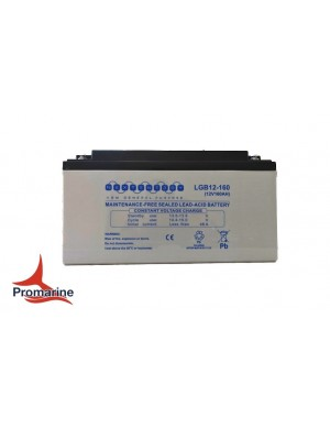 Batteria NEXTENERGY AGM 160Ah 12V 1000 A(EN) mm 485 x 172 x 240