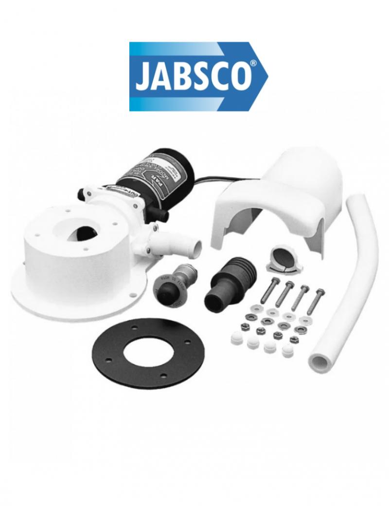 Kit riparazione e trasformazione WC JABSCO