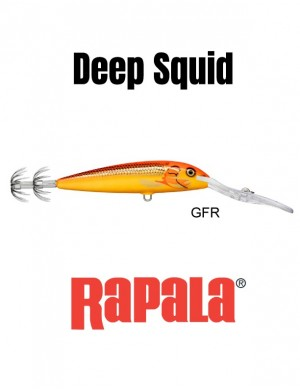 Rapala Deep Squid 90 mm