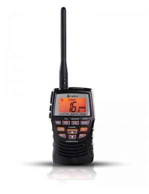 Vhf Cobra Marine MR HH150 FLTE