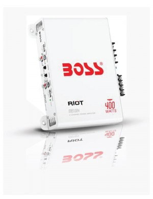 Boss Marine MR1004 amplificatore 4 canali entry level