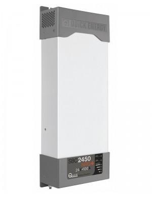 Quick Caricabatterie SBC2450 NRG 24V 100A