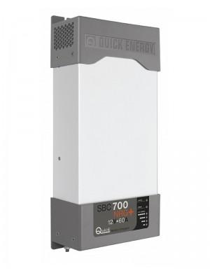 Quick Caricabatterie SBC 700 NRG 12V 60A