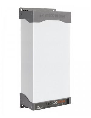 Quick Caricabatterie SBC 500 NRG 12V 40A
