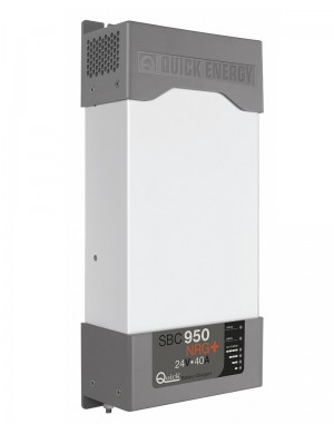 Quick Caricabatterie SBC 950 NRG 12V 40A