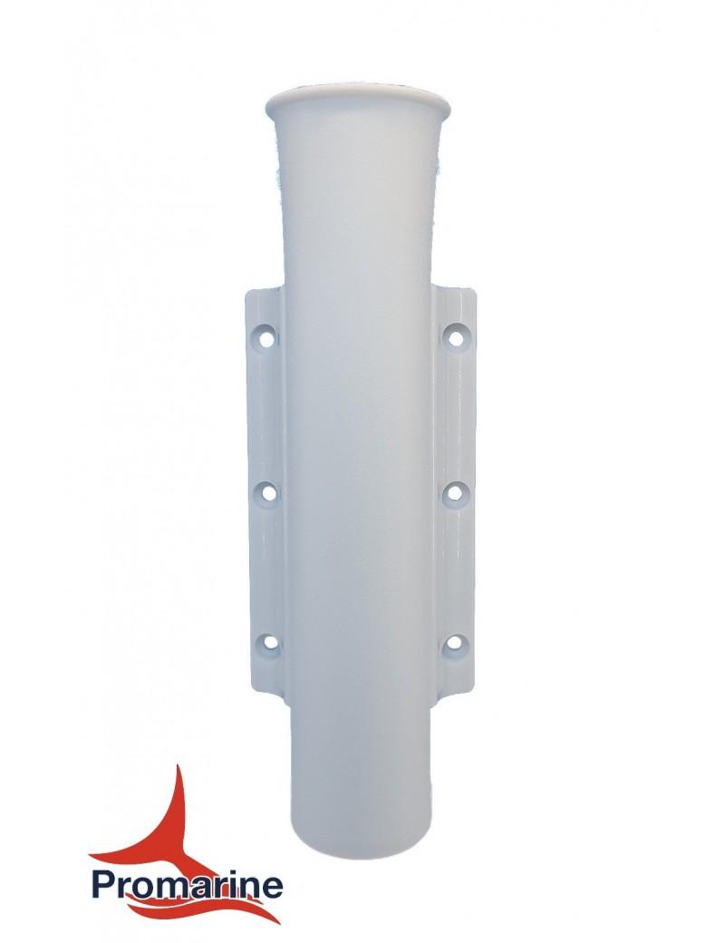 Porta canne a parete in plastica 1 posto mm 76 x H235