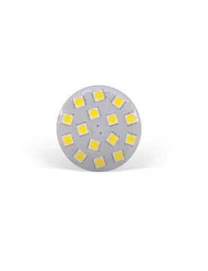 Lampadina Led 2.2w (luce Calda) mm 30 attacco G4 Laterale