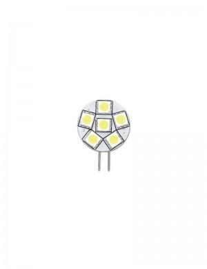 Lampadina Led 1.8w (luce Fredda) mm 22 attacco G4 Laterale