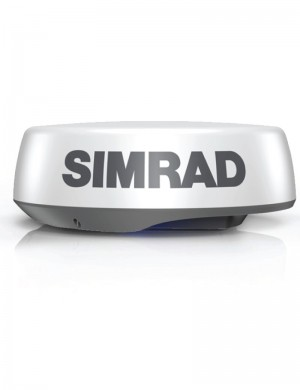 Radar HALO24  SIMRAD