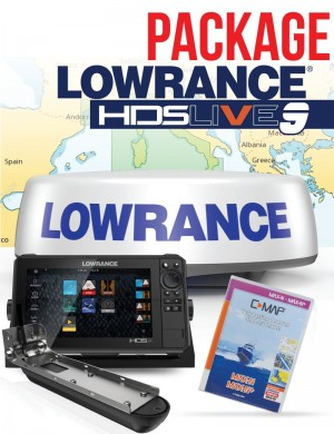 Package Lowrance HDS Live 9...