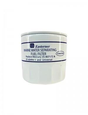Filtro ricambio carburante separatore acqua/benzina 10 micron