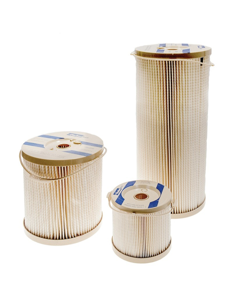 Cartuccia filtrante ricambio RACOR 10 micron