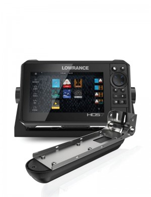 Lowrance HDS-7 LIVE con Active Imaging 3-in-1
