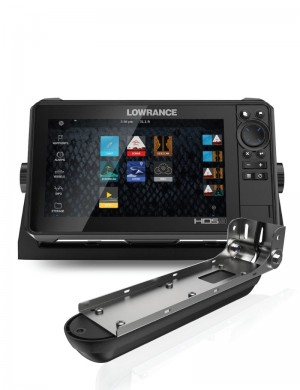 Lowrance HDS-9 LIVE con trasduttore Active Imaging 3-in-1
