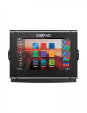 SIMRAD GO9 XSE con trasduttore da poppa MED/HI/DOWNSCAN  (HDI 83/200/455/800)