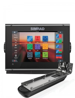 SIMRAD GO9 XSE con Active Imaging 3-in-1