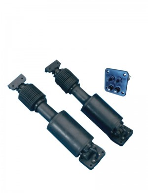Correttori d'Assetto Elettromeccanici 12V per Flaps