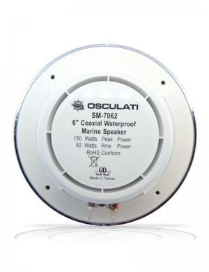 Altoparlante SM-7062 OSCULATI 100 Watt 180,5 mm
