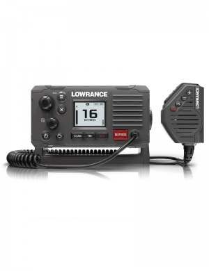 VHF Lowrance Link-6S con GPS