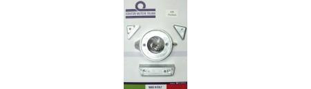 Kit anodi alluminio VOLVO 290C