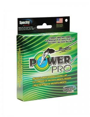 Power Pro 135 m Moss Green