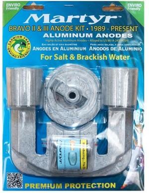 Kit anodi alluminio BRAVO I