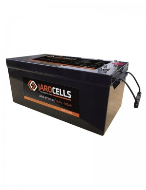 Batteria Jarocells 36V 100Ah Ioni di Litio