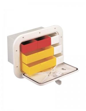 Portello con Box Cassettiera 4000528