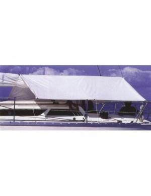 Tendalino parasole per barche a vela