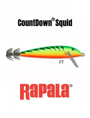 Rapala Squid 90mm - 110mm