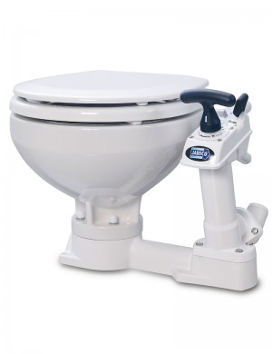 Jabsco Toilet Manuale