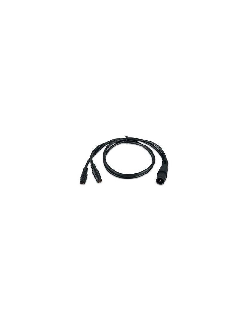 Cavo Garmin adattatore per trasduttori 4 Pin femmina a maschio 6 Pin