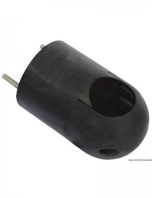 Attacco laterale tubo 44 mm