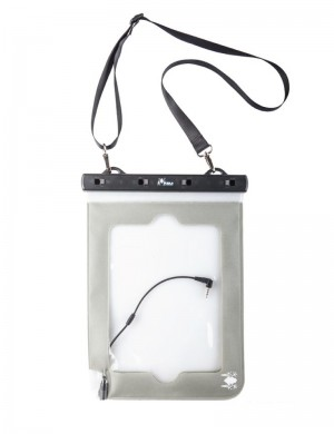 Contenitore per Tablet e iPad con Uscita Audio