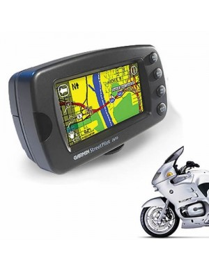 GPS StreetPliot 2610(mappa Italia pre caricata)+staffa Motorcycle