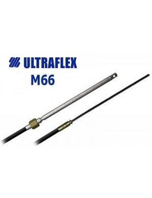 Monocavo M66 per timoneria ULTRAFLEX