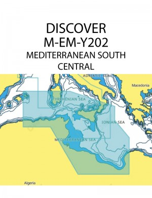 C-MAP Discover M-EM-Y202-MS Medit. South Centr.