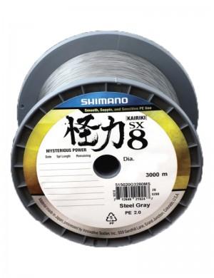 Shimano Kairiki SX 8 Capi 3000m