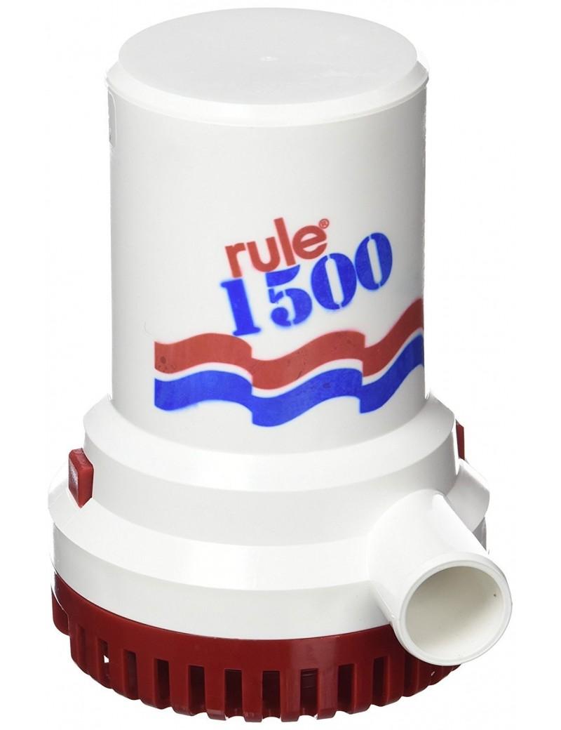 Pompa di sentina Rule 1500gph