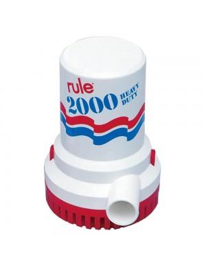 Pompa di sentina Rule 2000gph