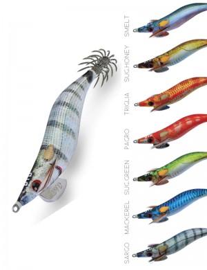 DTD Real Fish Egi 2.5