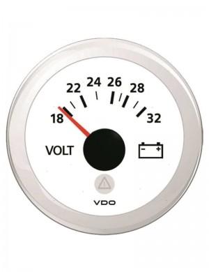 Voltmetro VDO View-Line 8-16V