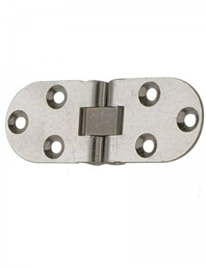 Cerniera in acciaio INOX Revolve Con Blocco mmH30 x L86