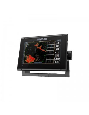 SIMRAD GO9 XSE Radar Pack 4G  e Trasduttore TotalScan