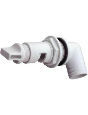Testa spray ossigenatrice