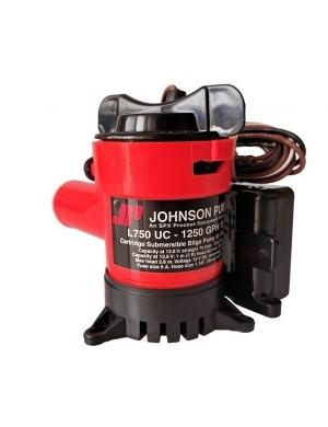 Pompa di sentina automatica JOHNSON PUMP 950gph L750UC 12V