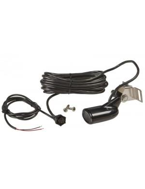 Trasduttore Lowrance HST-WSU 83/200 KHz (vecchio mod. di connettore con filo