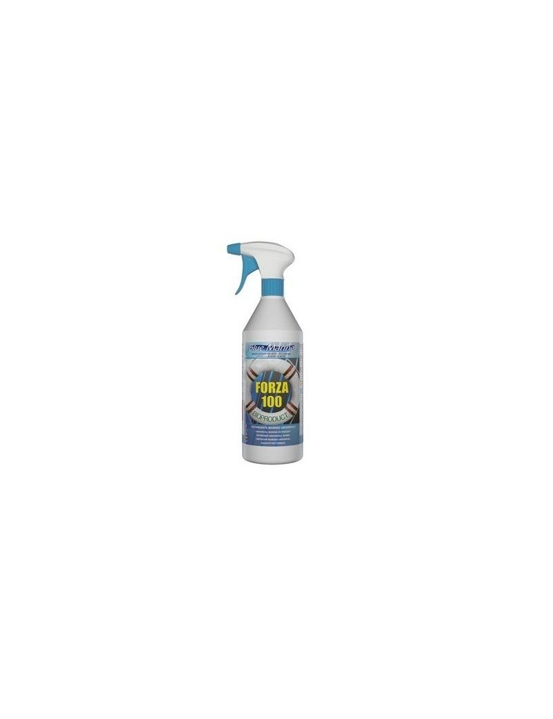 Detergente marino univernale FORZA 100 Blue Marine da 1 kg